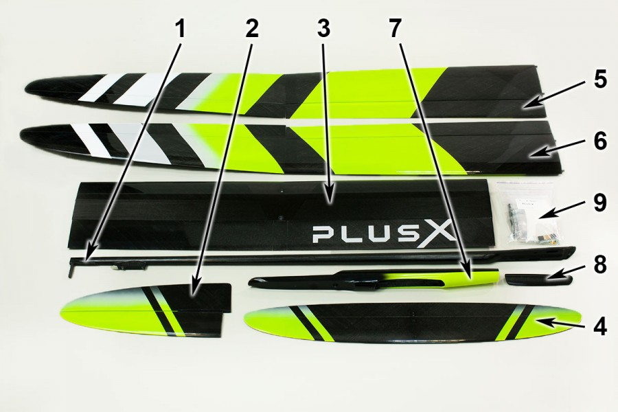 plus x kit new
